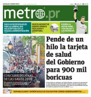 Metro Puerto Rico - 22/01/2018