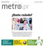 Metro Puerto Rico - 15/02/2018