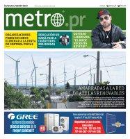 Metro Puerto Rico - 25/04/2018