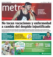 Metro Puerto Rico - 21/05/2018