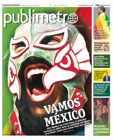Mexico City - 23/06/2018