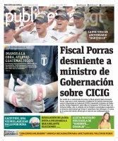 Guatemala City - 19/07/2018