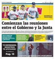 Metro Puerto Rico - 13/08/2018