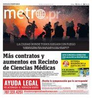 Metro Puerto Rico - 21/08/2018