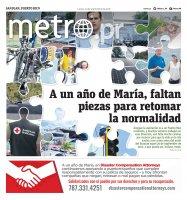 Metro Puerto Rico - 20/09/2018