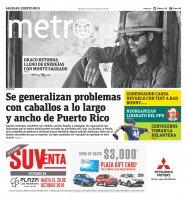 Metro Puerto Rico - 16/10/2018