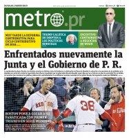Metro Puerto Rico - 24/10/2018