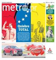 Metro Puerto Rico - 24/01/2019