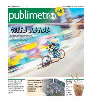 Publimetro PM - 08/02/2019