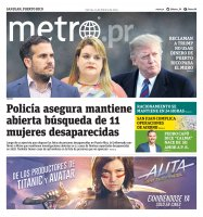 Metro Puerto Rico - 15/02/2019