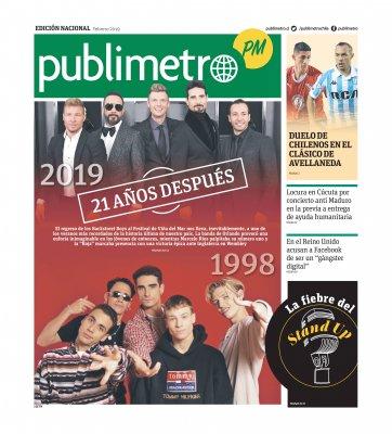 Publimetro PM - 22/02/2019