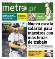 Metro Puerto Rico - 25/03/2019