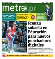 Metro Puerto Rico - 26/04/2019