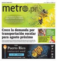 Metro Puerto Rico - 20/05/2019