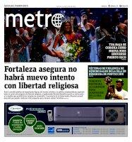 Metro Puerto Rico - 14/06/2019