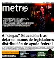 Metro Puerto Rico - 27/06/2019