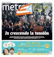Metro Puerto Rico - 16/07/2019
