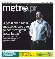 Metro Puerto Rico - 19/07/2019