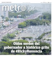 Metro Puerto Rico - 23/07/2019