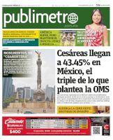 Mexico City - 18/08/2019