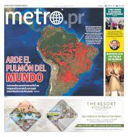 Metro Puerto Rico - 22/08/2019