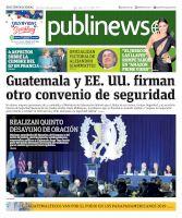 Guatemala City - 23/08/2019
