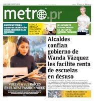 Metro Puerto Rico - 13/09/2019
