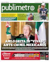 Mexico City - 16/09/2019