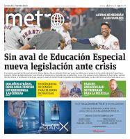 Metro Puerto Rico - 11/10/2019