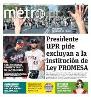 Metro Puerto Rico - 21/10/2019