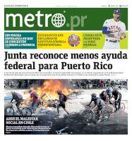 Metro Puerto Rico - 22/10/2019