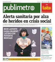 Santiago - 15/11/2019