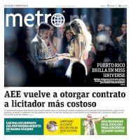 Metro Puerto Rico - 09/12/2019