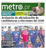 Metro Puerto Rico - 16/12/2019
