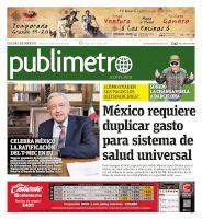 Mexico City - 17/01/2020