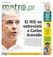 Metro Puerto Rico - 23/01/2020