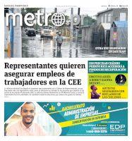 Metro Puerto Rico - 25/02/2020
