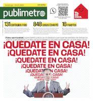 Mexico City - 29/03/2020