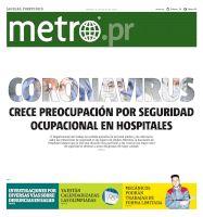 Metro Puerto Rico - 31/03/2020