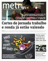 Sao Paulo - 03/04/2020