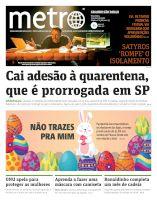Sao Paulo - 07/04/2020