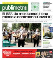 Mexico City - 08/04/2020