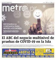 Metro Puerto Rico - 28/05/2020