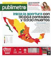 Mexico City - 01/06/2020