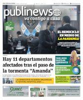 Guatemala City - 02/06/2020
