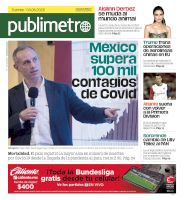 Mexico City - 04/06/2020