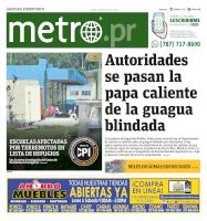 Metro Puerto Rico - 04/06/2020