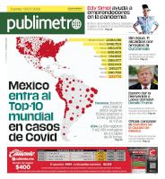 Mexico City - 02/07/2020