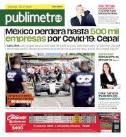 Mexico City - 03/07/2020