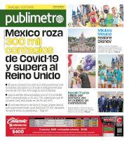 Mexico City - 12/07/2020